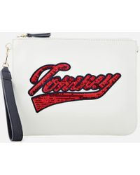 Tommy Hilfiger | Mix And Match Canvas Pouch | Lyst
