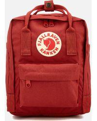 Fjallraven | Kanken Mini Backpack | Lyst