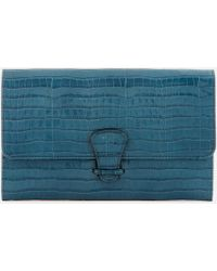 Aspinal - Classic Travel Wallet - Lyst
