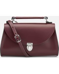 Cambridge Satchel Company - Mini Poppy Shoulder Bag - Lyst