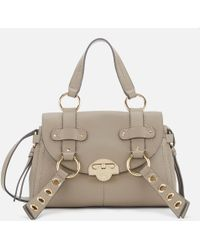 See By Chloé - Allen Leather Tote Bag - Lyst