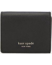Kate Spade - Sylvia Mini Trifold Wallet - Lyst