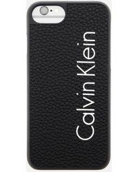 CALVIN KLEIN 205W39NYC - Fluid Click On Shell Iphone 7 Case - Lyst