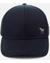 Paul Smith - Zebra Logo Cap - Lyst