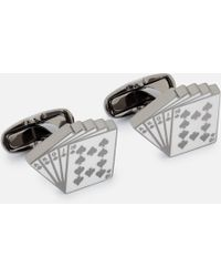 Paul Smith - Playing Cards Cufflinks - Lyst