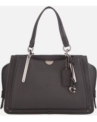 COACH - Mixed Leather With Pebble Dreamer Bag - Lyst