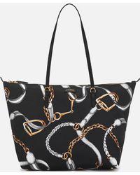 Lauren by Ralph Lauren - Chadwick Medium Tote Bag - Lyst