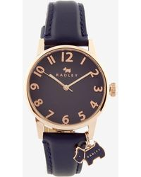 Radley - Liverpool Street Leather Watch - Lyst