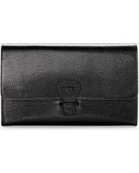 Aspinal - Travel Classic Wallet - Lyst