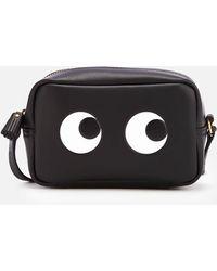 8b7cca72f9a Anya Hindmarch - Mini Eyes Right Cross Body Bag - Lyst