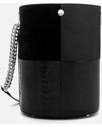 Alexander Wang - Genesis Patchwork Bucket Bag - Lyst