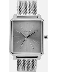 Nixon - The K Squared Milanese Watch - Lyst