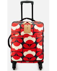 Orla Kiely - Spring Bloom Vinyl Travel Cabin Case - Lyst
