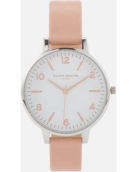 Olivia Burton - Modern Vintage Big Dial Watch - Lyst