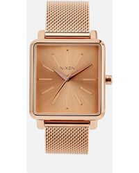 Nixon - Women's The K Squared Milanese Watch - Lyst
