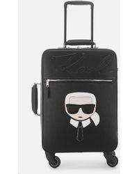Karl Lagerfeld - K/ikonik Trolley - Lyst