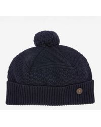 Ted Baker - Multhat Multi Stitch Hat - Lyst