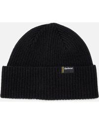Barbour - Beanie Hat - Lyst