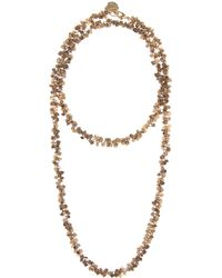 Miu Miu - Double-wrap Necklace - Lyst