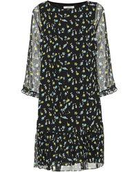 Dorothee Schumacher - Nightfall Meadow Silk Dress - Lyst