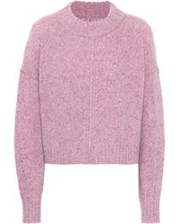 Isabel Marant - Haylee Cashmere Sweater - Lyst