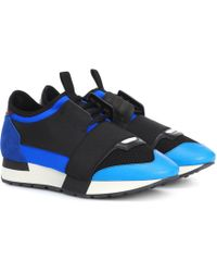 bb37ec16bc Women's Balenciaga Low-top trainers Online Sale - Lyst