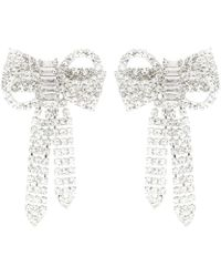 Jennifer Behr - Lola Bow Earrings - Lyst