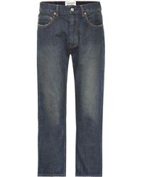 Junya Watanabe - Cropped Jeans - Lyst