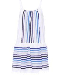 lemlem - Sleeveless Cotton-blend Dress - Lyst
