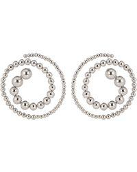 Y. Project - Embellished Earrings - Lyst