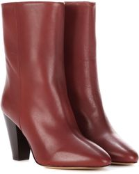 82aed69a48f Women's Isabel Marant Boots Online Sale - Lyst