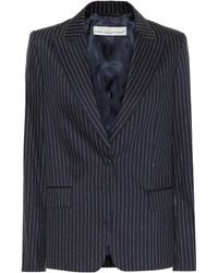 Golden Goose Deluxe Brand - Venice Wool And Silk Blazer - Lyst