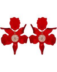 Lele Sadoughi - Crystal Earrings - Lyst