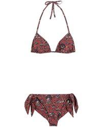Étoile Isabel Marant | Shayla Printed Bikini | Lyst