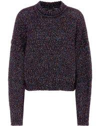 Isabel Marant - Arty Metallic Sweater - Lyst