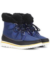 Sorel - Cozytm Carnival Ankle Boot - Lyst