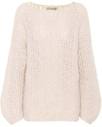Vince - Wool-blend Sweater - Lyst