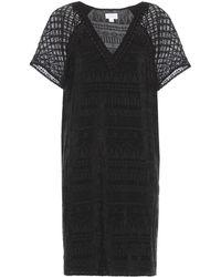 Velvet - Halo Embroidered Dress - Lyst