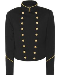 Polo Ralph Lauren - Wool Military Jacket - Lyst