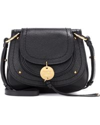 See By Chloé - Susie Small Leather Shoulder Bag - Lyst