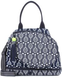 Tory Sport - Racquet Tennis Printed Tote - Lyst