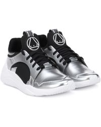 McQ - Sneakers Gishiki Low mit Lederdetails - Lyst
