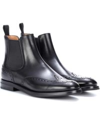 Church's - Ketsby Leather Chelsea Boots - Lyst
