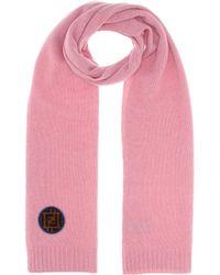 Fendi - Écharpe en laine et cachemire - Lyst
