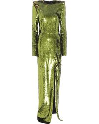 Alexandre Vauthier - Sequinned Gown - Lyst