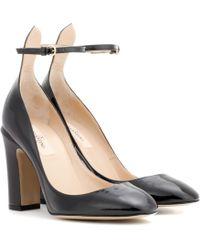 Valentino | Garavani Tan-go Patent Leather Court Shoes | Lyst