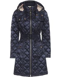 Burberry - Baughton Quilted Parka - Lyst
