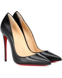Christian Louboutin - So Kate Leather 120mm Court Shoes - Lyst