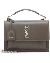 Lyst - Saint Laurent Sunset - Women s Saint Laurent Sunset Bags a4bdb4f324475