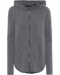 ATM - French Terry Cotton Hoodie - Lyst